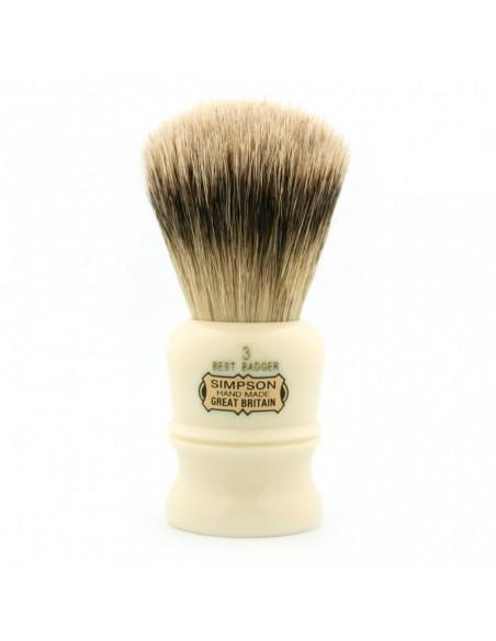 Simpson Pennello da Barba Duke 3 Best Badger