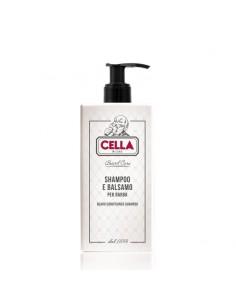 Shampoo e Balsamo per Barba