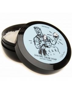 Razorock Sapone da Barba Blue Barbershop 150 ml