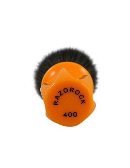 Razorock Pennello da Barba 400 Noir Plissoft 34 mm