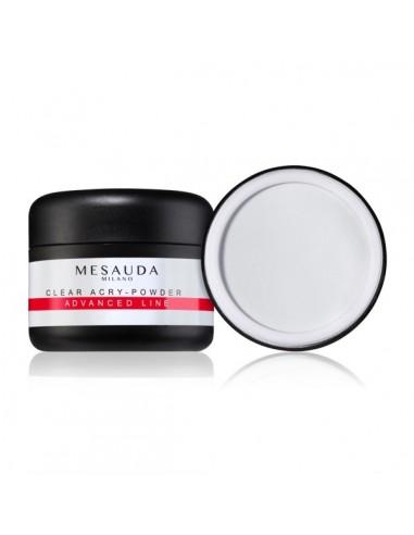 Mesauda Acry Powder Advanced Line Clear 35 gr