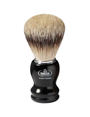 Omega pennello da barba 618 tasso super best badger