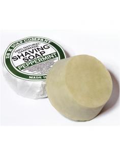 Dr K shaving soap peppermint 70 gr