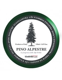 Sapone da barba The Goodfellas' smile Pino Alpestre formula AJ-1 150ml