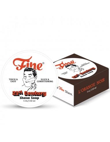 Fine Accoutrements Shaving Soap Orange Noir 150ml NEW FORMULA