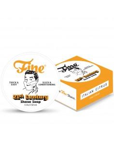 Fine Accoutrements Shaving Soap Italian Citrus 150ml NEW FORMULA