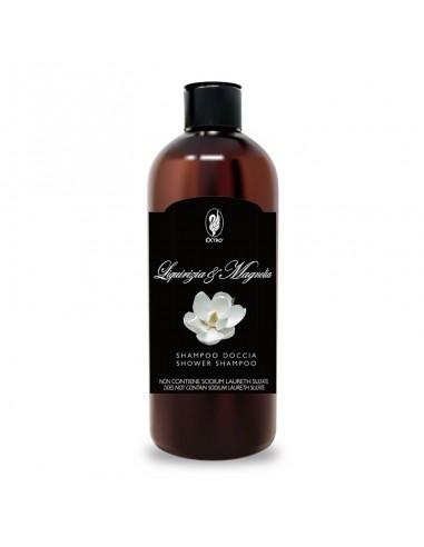 Extrò Cosmesi Shampoo Doccia Liquirizia e Magnolia 500 ml