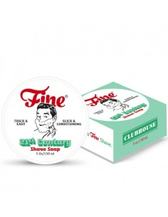 Fine Accoutrements Shaving Soap Clubhouse 150ml NEW FORMULA